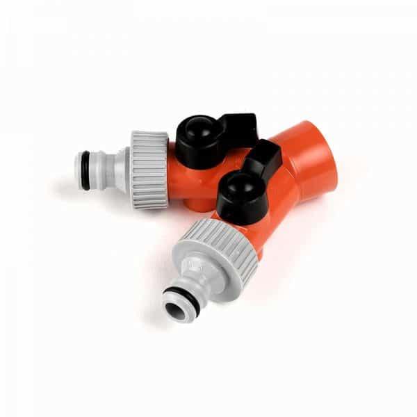 Διακλαδωτήρας Siroflex 4435 2 Ποτίσματος Ιταλία