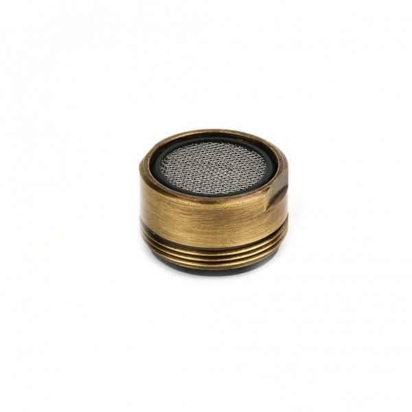 Φιλτράκι 24x1 Αρσενικό Bronze