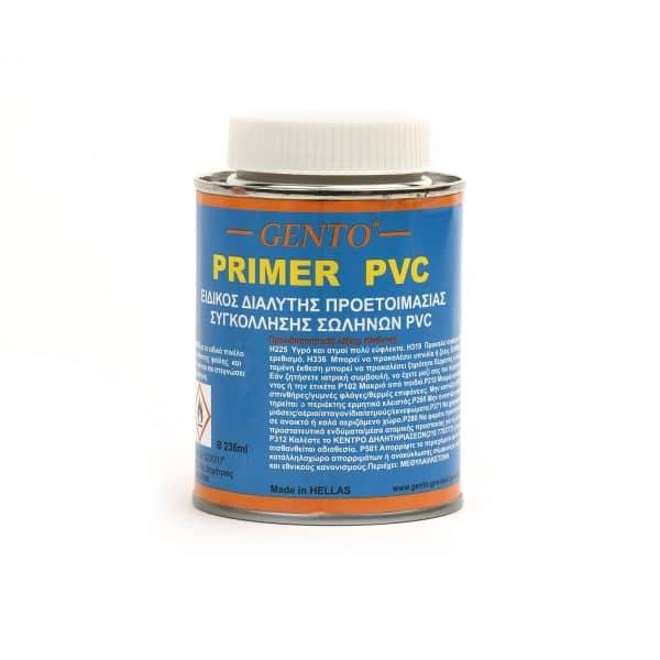 Καθαριστικό PVC Primer 1/4 Διάφανο