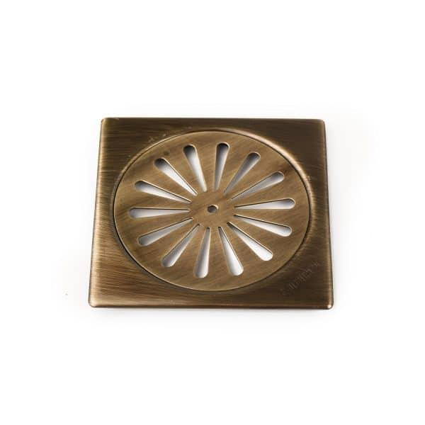 Σχάρα 12x12 Τετράγωνη Bronze
