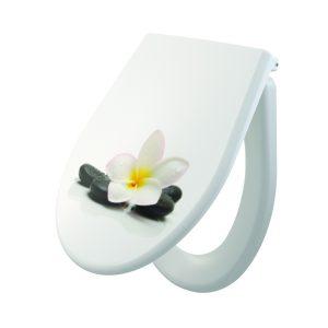 Universal SoftClose Λουλούδι Duroplast Antibacterial Alcaplast