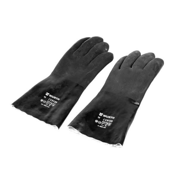 Γάντια Χημικών-Αποχεύτευσης Würth