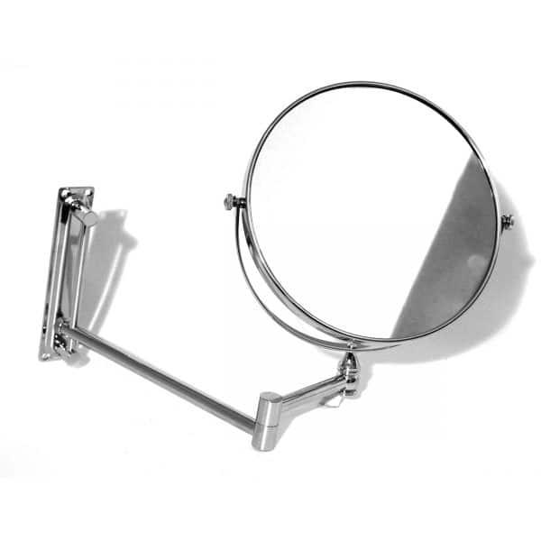 Καθρέπτης Διπλής Όψεως Φ20 Χρωμέ Regina Brass