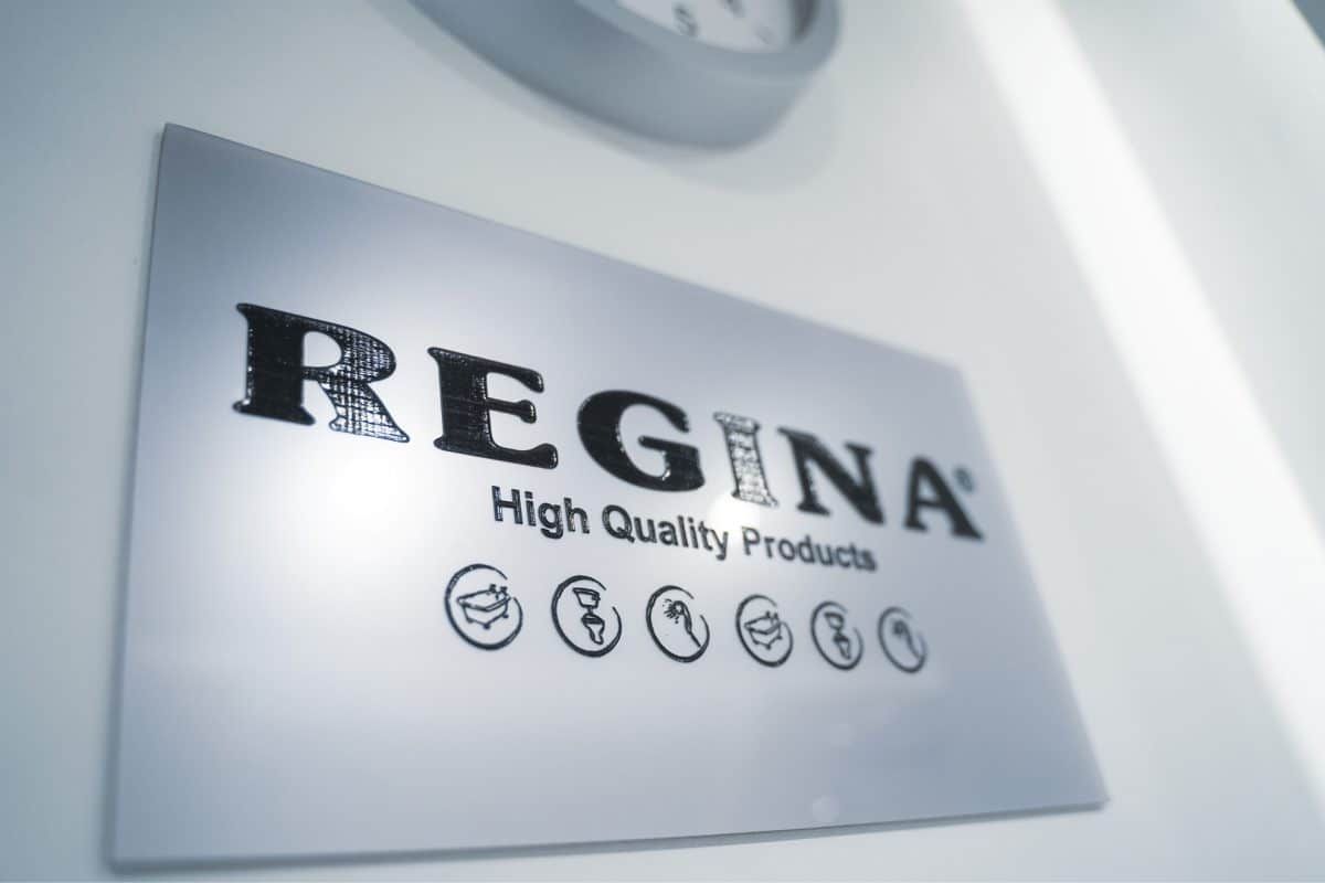 Regina Bagno Quality Products